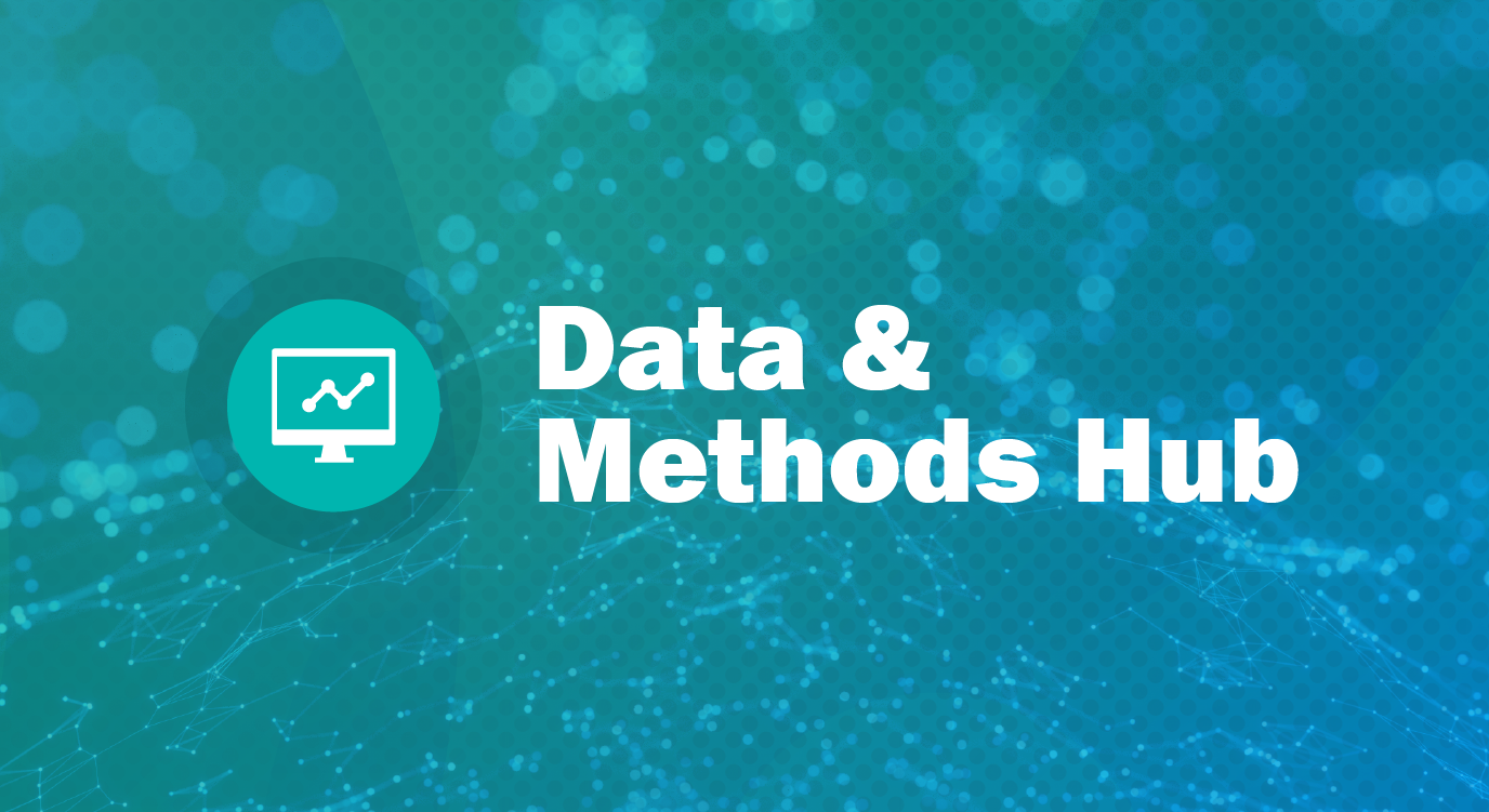 Data Methods Hub Seminar