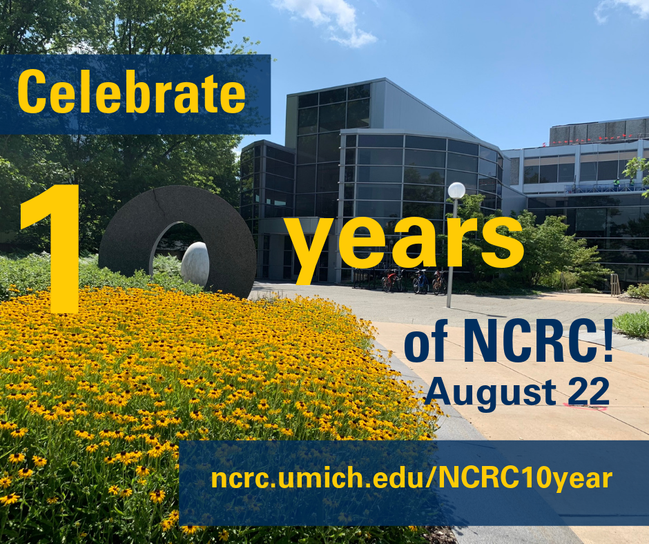 NCRC 10 Year
