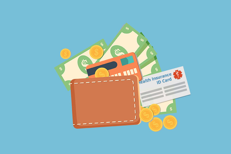 idea wallet money