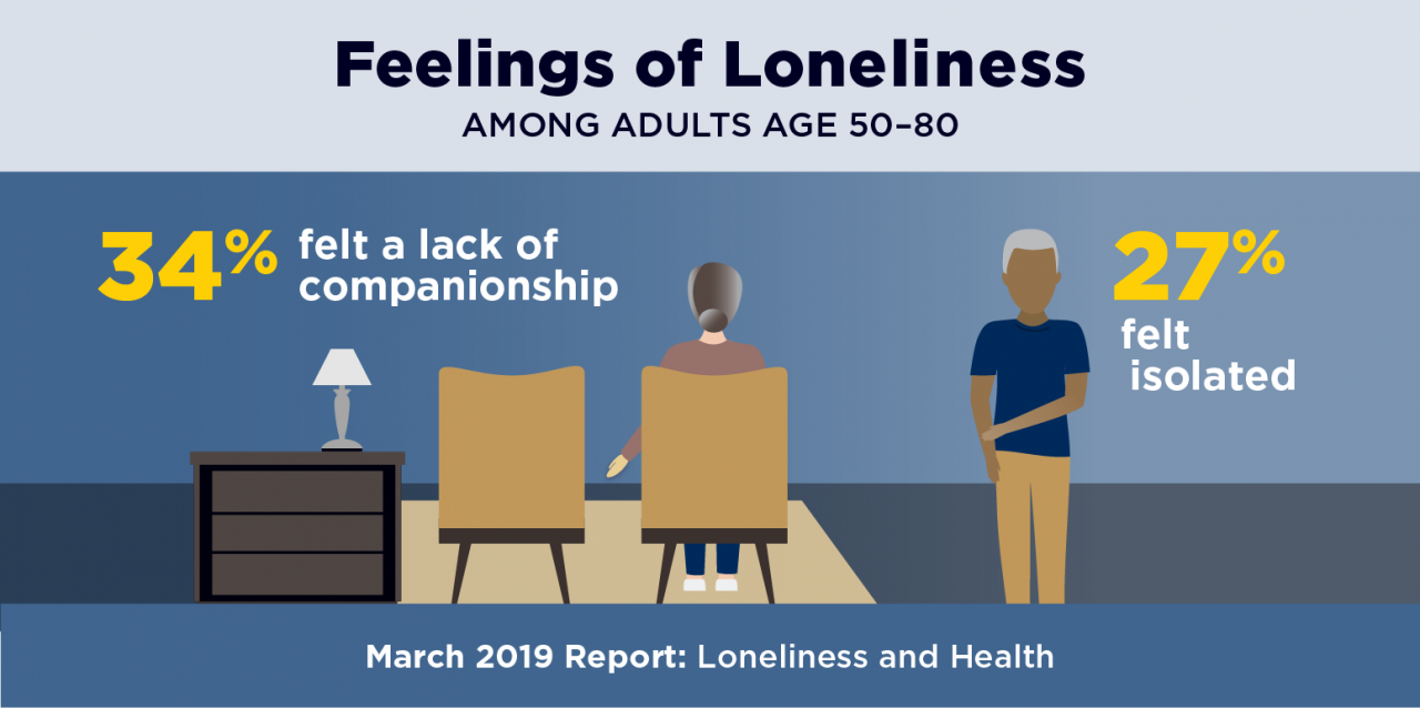 Loneliness findings