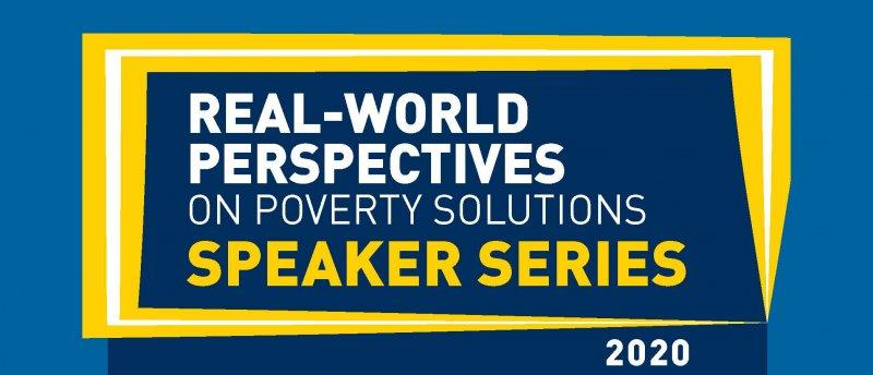 Poverty Solutions Speaker Series