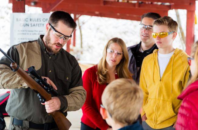 educating families about firearms