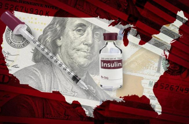 Getty Images - Insulin costs in america
